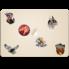 Реальные наклейки из CS:GO. Набор - Sticker Capsule